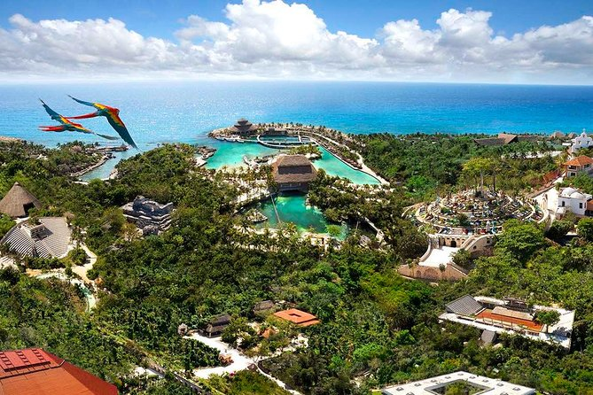 Xcaret Plus Tour - Included transportation from Cancun