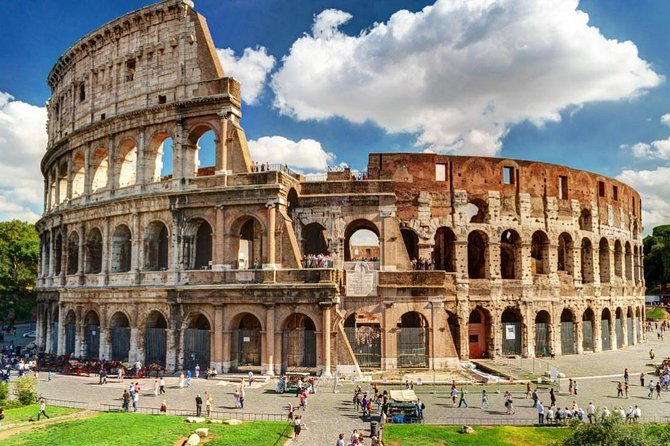 The Colosseum, Beasts & Gladiatorial Games | Private Virtual Tour