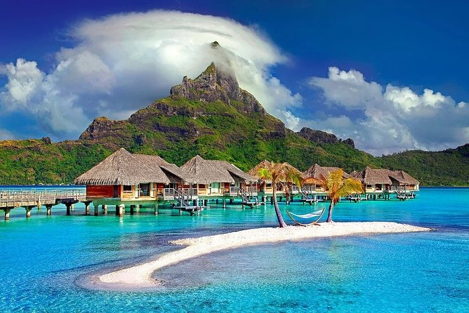 Tahiti by Yourself with English Chauffeur by Luxury Van