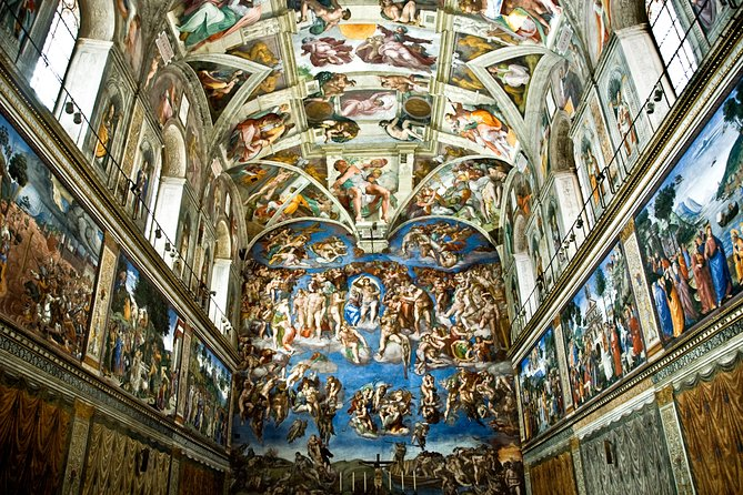 Michelangelo and the Incredible Sistine Chapel | Private Virtual Tour