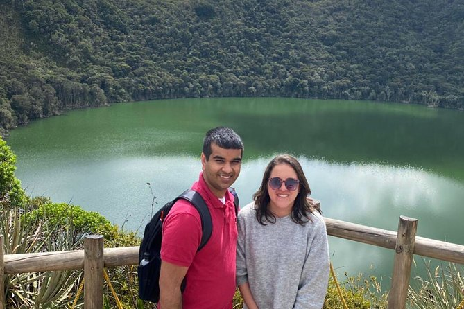 Private Salt Cathedral & Guatavita Lake Tour from Bogota • Lunch & Tickets •12h