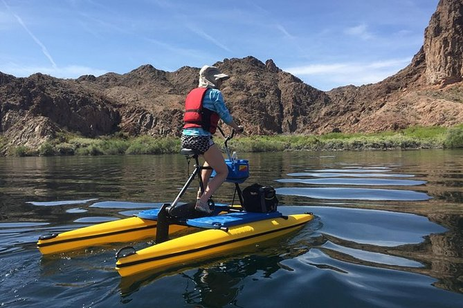 Boulder Islands Kayak, SUP or Hydrobike Tour from Las Vegas