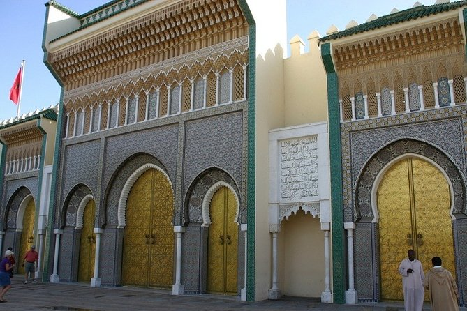 Guided tour of Fes