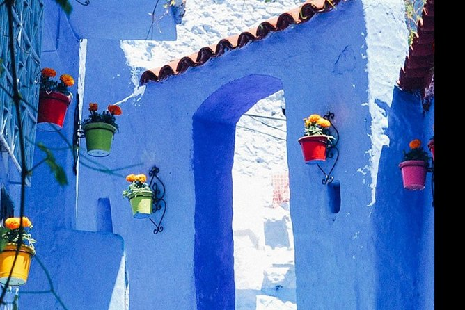 Chefchaouen excursion from Fez in private