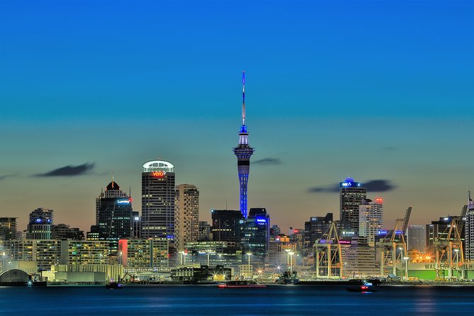 Auckland Sunset Dinner Cruise