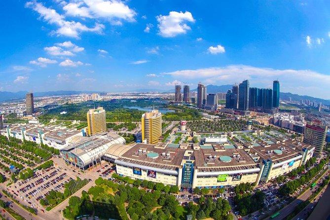 Private Transfer to Yiwu City from Hangzhou Xiaoshan Airport
