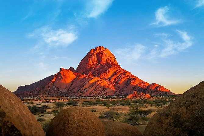 Private Spitzkoppe Guided Tour From Walvis Bay