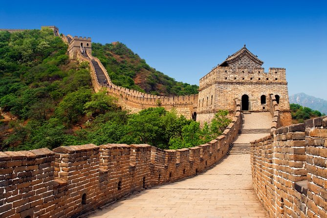 Private day tour to Summer Palace & Great Wall Mutianyu with Roast Duck Dinner