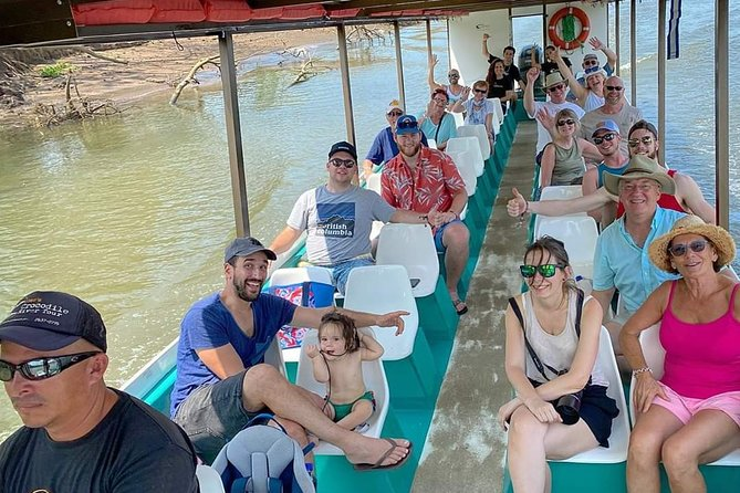 Puntarenas city and coast day trip