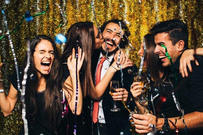 New Years Eve - MV Spirit