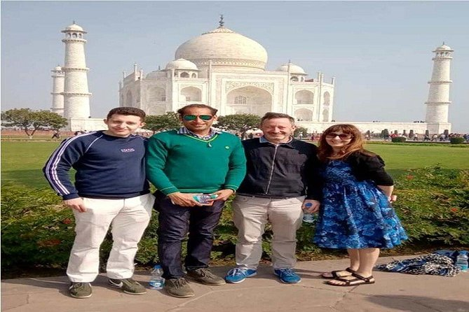 3 Days Private Golden Triangle Tour by SUV Car from Delhi