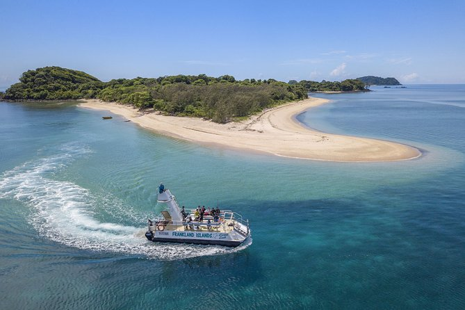 Full-Day Cruise Tour to Frankland Islands Great Barrier Reef