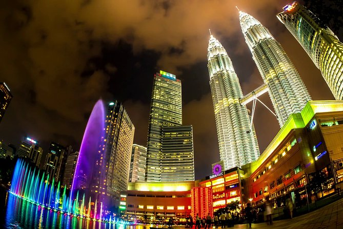 Private Evening Tour : Kuala Lumpur Famous Landmarks with KL Tower & Dinner