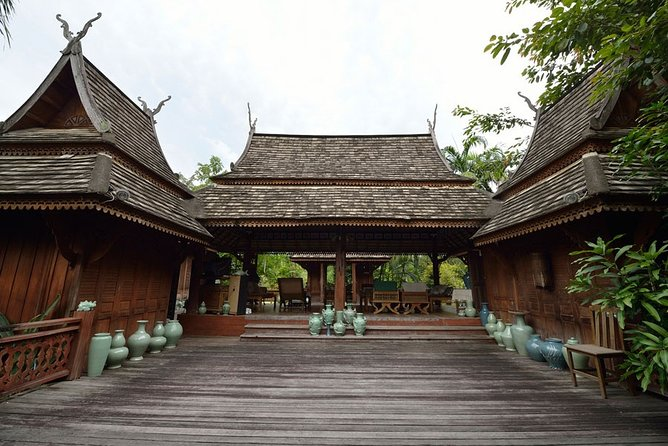 Chiangmai Celadon Craft and Cultural Workshop