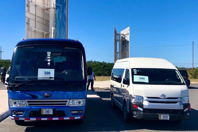 Private One-Way Transfer to Tamarindo from Conchal
