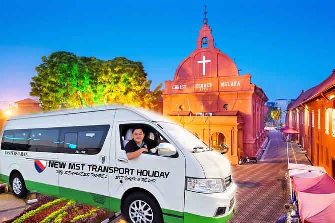 Chauffeur: Kuala Lumpur to Singapore Van Transfer