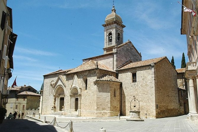 San Quirico and Bagno Vignoni: in the medieval pilgrim's footsteps