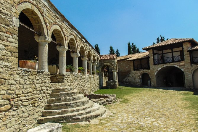 Day tour from Tirana to Ardenica monastery with lunch included
