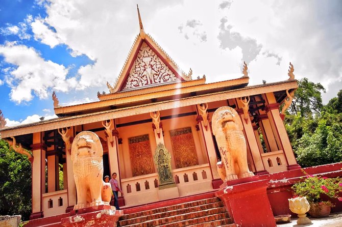 Full-Day Phnom Penh City & Silk Island with a local Tuk Tuk Tours photo 126