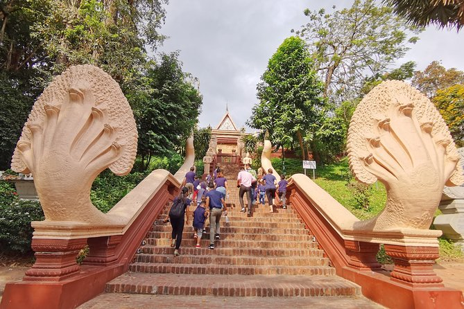 Full-Day Phnom Penh City & Silk Island with a local Tuk Tuk Tours photo 20