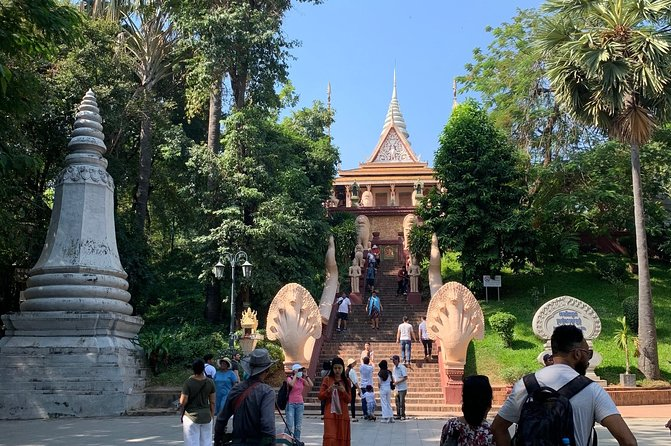 Full-Day Phnom Penh City & Silk Island with a local Tuk Tuk Tours photo 61