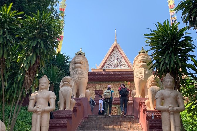 Full-Day Phnom Penh City & Silk Island with a local Tuk Tuk Tours photo 41