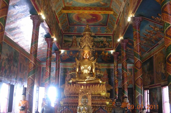 Full-Day Phnom Penh City & Silk Island with a local Tuk Tuk Tours photo 21