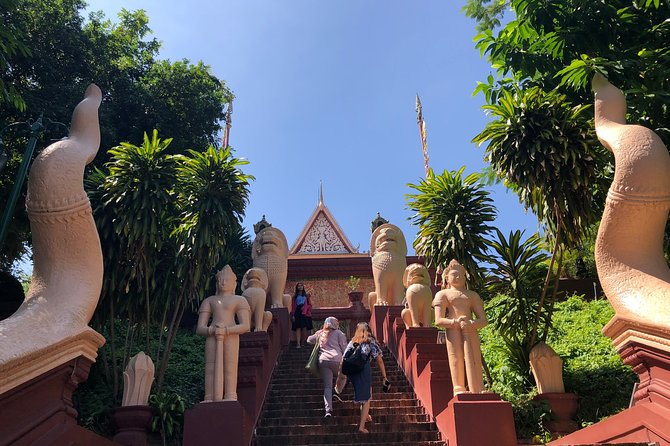 Full-Day Phnom Penh City & Silk Island with a local Tuk Tuk Tours photo 127