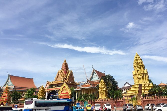 Full-Day Phnom Penh City & Silk Island with a local Tuk Tuk Tours photo 165