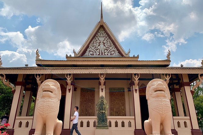 Full-Day Phnom Penh City & Silk Island with a local Tuk Tuk Tours photo 93