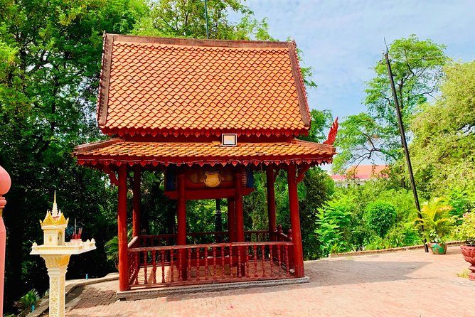 Full-Day Phnom Penh City & Silk Island with a local Tuk Tuk Tours photo 24
