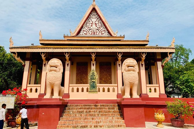 Full-Day Phnom Penh City & Silk Island with a local Tuk Tuk Tours photo 56