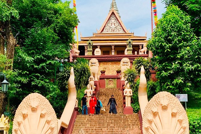 Full-Day Phnom Penh City & Silk Island with a local Tuk Tuk Tours photo 88