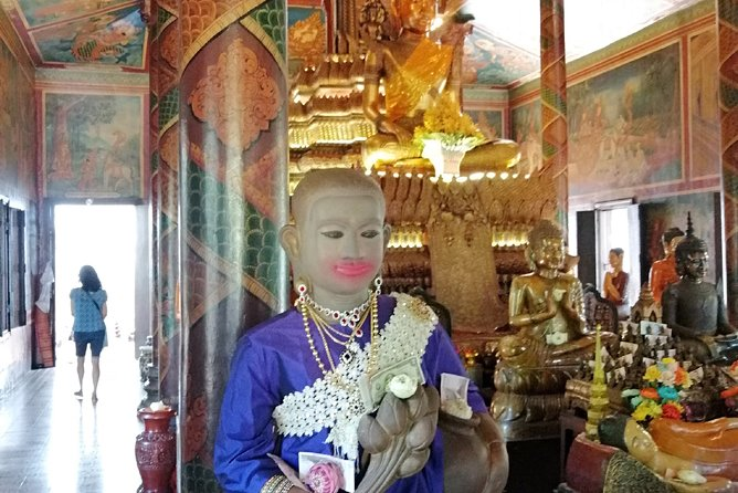 Full-Day Phnom Penh City & Silk Island with a local Tuk Tuk Tours photo 68