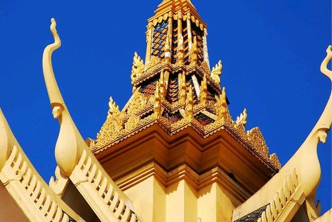 Full-Day Phnom Penh City & Silk Island with a local Tuk Tuk Tours photo 141