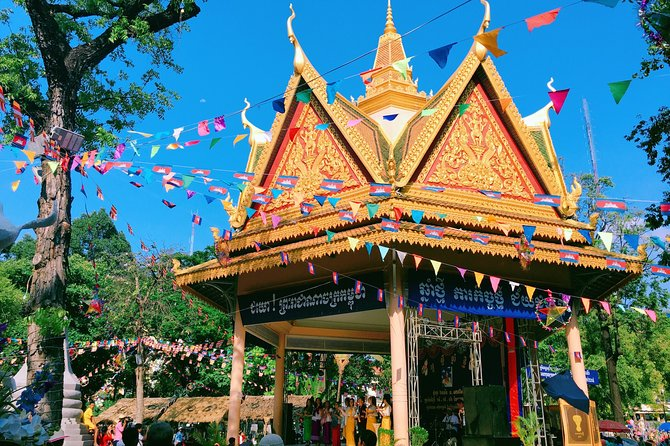 Full-Day Phnom Penh City & Silk Island with a local Tuk Tuk Tours photo 166