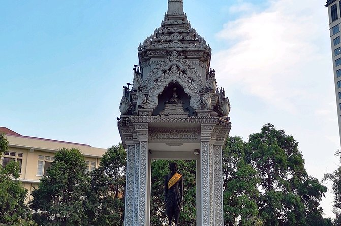 Full-Day Phnom Penh City & Silk Island with a local Tuk Tuk Tours photo 76