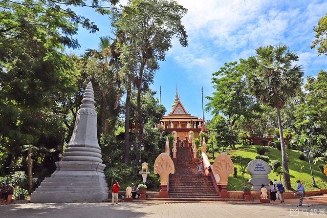 Full-Day Phnom Penh City & Silk Island with a local Tuk Tuk Tours photo 25
