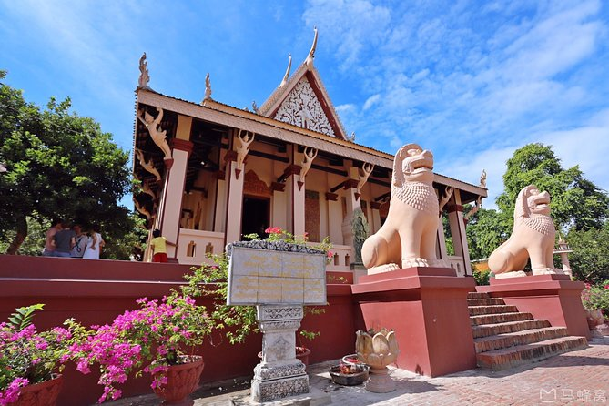 Full-Day Phnom Penh City & Silk Island with a local Tuk Tuk Tours photo 180