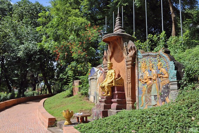 Full-Day Phnom Penh City & Silk Island with a local Tuk Tuk Tours photo 163