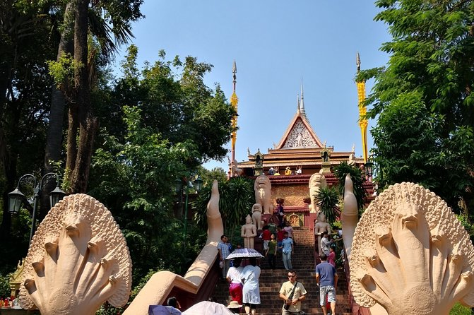 Full-Day Phnom Penh City & Silk Island with a local Tuk Tuk Tours photo 66