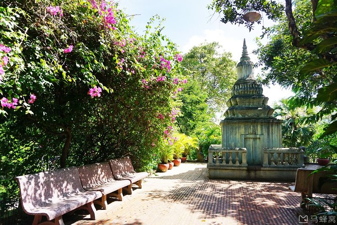 Full-Day Phnom Penh City & Silk Island with a local Tuk Tuk Tours photo 100