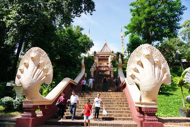 Full-Day Phnom Penh City & Silk Island with a local Tuk Tuk Tours photo 164