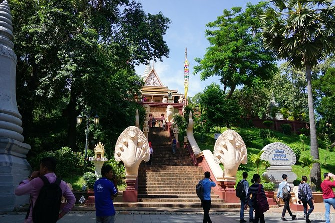 Full-Day Phnom Penh City & Silk Island with a local Tuk Tuk Tours photo 82