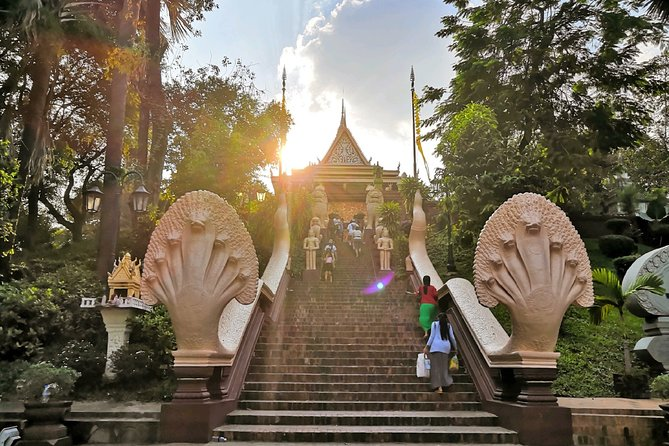 Full-Day Phnom Penh City & Silk Island with a local Tuk Tuk Tours photo 29