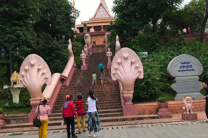 Full-Day Phnom Penh City & Silk Island with a local Tuk Tuk Tours photo 107