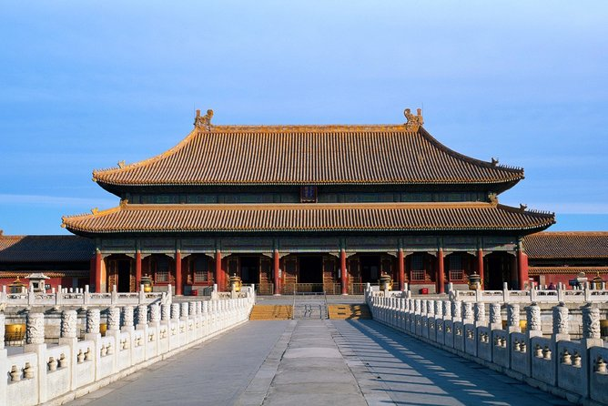 Full-Day Private Guided Tour to Beijing Highlights