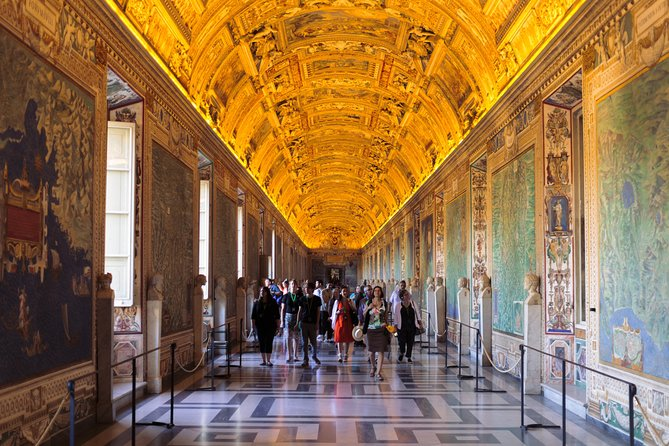 Tours from Home: Sistine Chapel
