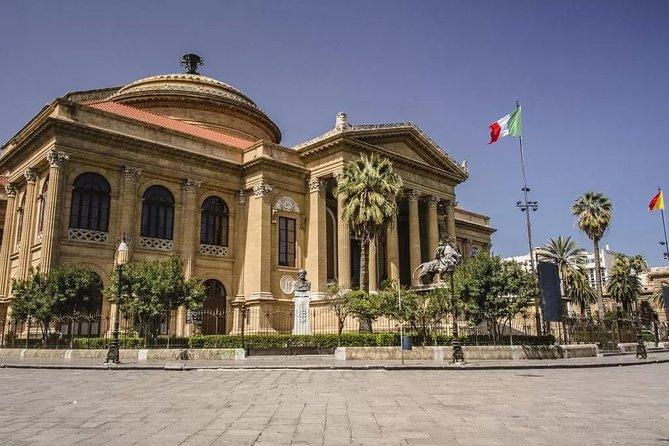 Sicily Vip Self Tour: Palermo + Syracuse 7 days