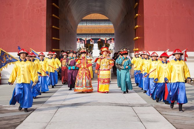 Private Transfer to Hengdian World Studios from Hangzhou